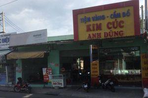 Thanh niên đu dây vét sạch tiệm vàng ở TP.HCM bị bắt ở Hà Nội