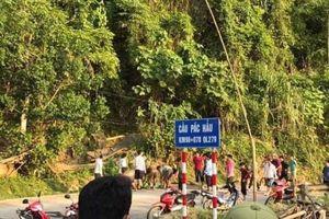Tuyên Quang: Nữ sinh bị đuối nước khi tắm suối cùng nhóm bạn