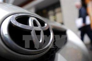 Toyota hợp tác với 5 công ty Trung Quốc lập liên doanh sản xuất xe chạy pin nhiên liệu