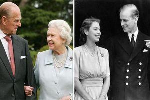 Lần duy nhất Hoàng tế Philip khóc vì Nữ hoàng