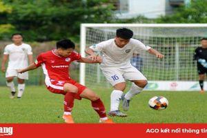 Giải bóng đá hạng Nhất quốc gia 2020: An Giang quyết có điểm ở trận ra quân