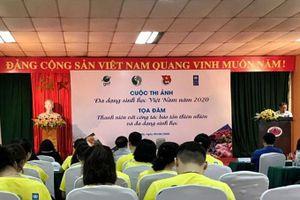 Phát động Cuộc thi ảnh về Đa dạng sinh học Việt Nam năm 2020