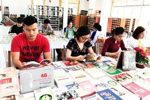 Thư viện tỉnh Khánh Hòa: Nâng cao chất lượng phục vụ độc giả