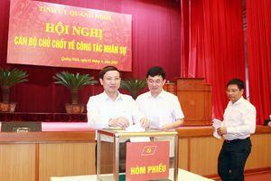 Hội nghị cán bộ chủ chốt về công tác nhân sự