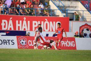 Vòng 3 V.League 2020: Hải Phòng FC chia điểm với thành phố Hồ Chí Minh