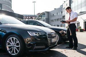 Các showroom Đức tồn kho lượng ôtô trị giá 17 tỷ USD