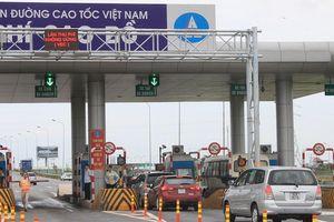 Từ 10/6: Cao tốc Hà Nội - Ninh Bình thu phí không dừng