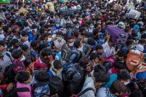 Covid-19: Ấn Độ vượt Italy thành vùng dịch lớn thứ 6 thế giới, số ca nhiễm mới trong ngày ở Hàn Quốc lại vượt ngưỡng 50