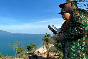 Máy bay không người lái cất cánh truy tìm phạm nhân 'vượt ngục' trốn ở Hải Vân