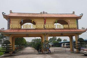 Bắt giữ Trưởng đài hóa thân hoàn vũ ở Nam Định