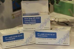 Việt Nam có thêm 2 bộ kit chẩn đoán Covid-19 đạt chuẩn quốc tế