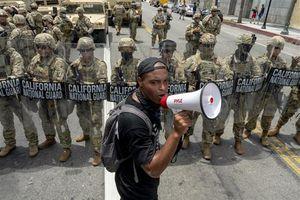 Mỹ: Lầu Năm Góc sẽ rút binh lính ra khỏi Washington D.C