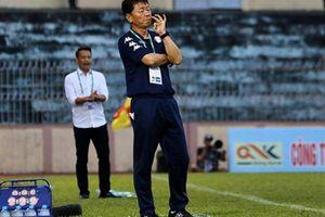 HLV Hàn Quốc tiết lộ bất ngờ sau trận hòa của TP.HCM trước Hải Phòng