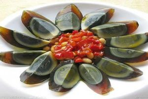 Trứng bắc thảo - Món ngon dễ gây nghiện