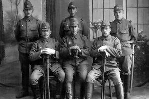Các 'samurai' Nga đã chiến đấu cho quân Nhật trong Thế chiến 2 ra sao?