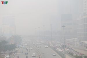 Cứ chiều tối chất lượng không khí ở Hà Nội lại xấu?