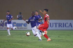 Hủy diệt HAGL, Hà Nội FC trở lại nhóm đầu V-League