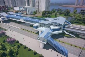 Thành phố Hồ Chí Minh giải phóng mặt bằng tuyến metro số 2 trong tháng 6-2020