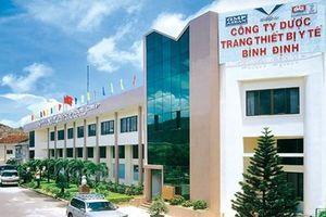 Thoái vốn Nhà nước tại Bidiphar (DBD) không thành công