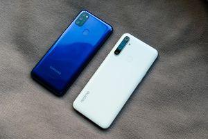 Galaxy M21 đối đầu với Realme 6i - 2 đại diện đáng chú ý giá 5 triệu