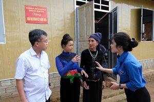 Tuổi trẻ báo Đảng phía Bắc và Thủ đô Hà Nội hành trình về nguồn tại Điện Biên