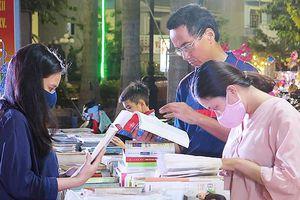 Khai mạc Hội chợ sách xuyên Việt 2020
