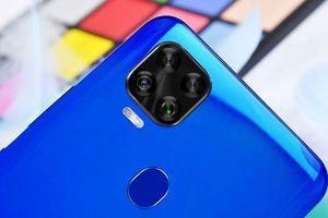 Smartphone 5G, RAM 8 GB, 4.000 mAh, giá 'mềm'
