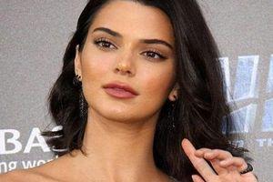 Kendall Jenner trở thành siêu mẫu có thu nhập cao nhất thế giới