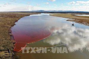 Mỹ muốn hỗ trợ Nga giải quyết sự cố tràn dầu tại thành phố Norilsk