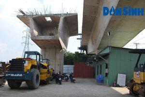 Nhiều công trình hạ tầng giao thông khu Đông TP. HCM thi công chậm tiến độ