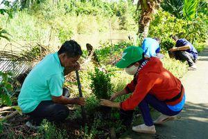 Sôi nổi các hoạt động hưởng ứng Ngày môi trường thế giới
