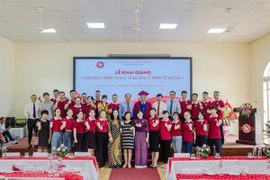 Trường Đại học Ngoại thương cơ sở Quảng Ninh: Khai giảng chương trình thạc sĩ Quản lý kinh tế khóa 1