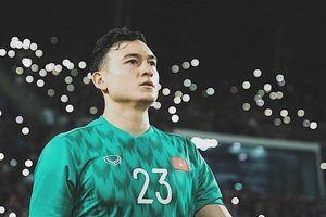 Vì sao Văn Lâm lọt top 9 thủ môn hay nhất châu Á?