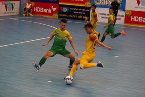 Futsal HDBank VĐQG 2020: Khánh Hòa ém quân, Quảng Nam thắng nhàn