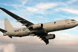 'Thần biển' Poseidon P-8A Mỹ áp sát căn cứ Nga ở Syria