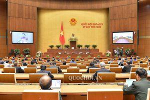 Quốc hội họp đợt 2 theo hình thức tập trung tại Thủ đô Hà Nội
