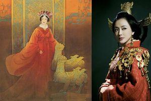 Bà hoàng độc ác nhất lịch sử Trung Hoa với những đòn ghen rợn người