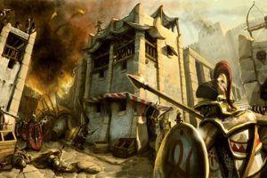 Trận công thành tàn ác nhất lịch sử đế quốc La Mã