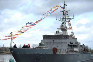 Điểm danh những loại tàu quét mìn hiện đại trong biên chế hải quân Nga