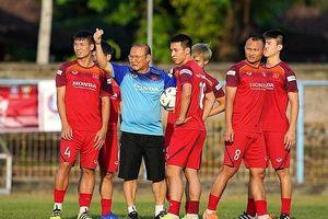 Đội tuyển Việt Nam sẽ có thử thách cực đại dịp cuối năm