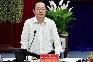 Xây dựng dự thảo văn kiện Đại hội Đảng bộ tỉnh để đưa Bạc Liêu phát triển trong nhiệm kỳ tới