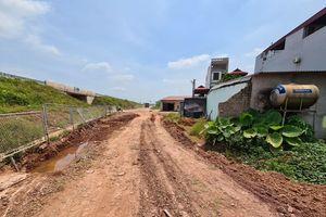 Đường gom cao tốc Bắc Giang - Lạng Sơn: Quá nhiều vướng mắc khiến chủ đầu tư gặp khó