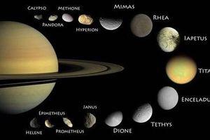 Phát hiện thêm 20 vệ tinh mới, Sao Thổ trở thành 'nhà vô địch' về mặt trăng