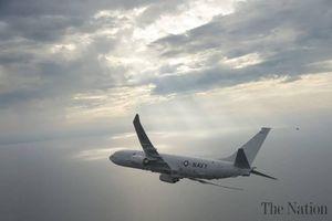 Máy bay P-8A Poseidon của Mỹ do thám căn cứ của Nga ở Syria