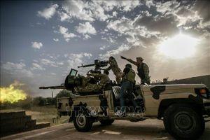 Ai Cập và Italy trao đổi về sáng kiến chấm dứt xung đột ở Libya