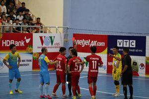Thử thách trong xây dựng lực lượng trẻ futsal