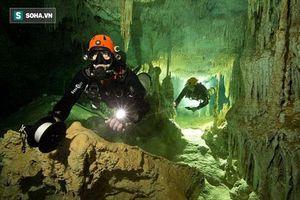 Phát hiện hang động dài nhất thế giới ở Mexico, có thể tiết lộ bí ẩn nền văn minh Maya