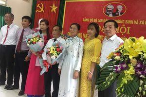 Chi bộ Trung tâm Điều dưỡng - Phục hồi chức năng tâm thần Việt Trì tổ chức thành công Đại hội nhiệm kỳ 2020 - 2025