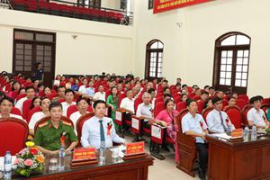 Đại hội Thi đua yêu nước thành phố Ninh Bình lần thứ V