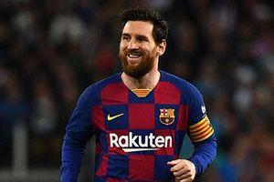 HLV Setien cập nhật tình hình chấn thương của Messi